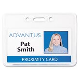 Advantus Corp. Name Badge Holders