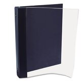 Vinyl Magazine Binder, 9 1/2W X 11-1/4H