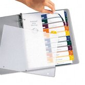 Ready Index Table/Contents Dividers (10 Tabs, 10/Set)