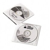Laser CD/DVD Labels, 50/Pack