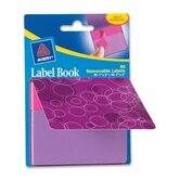 "Label Book, Circles, 80/PK, PE 1""X3"", NEMA/ 2""X3"" NEPE"