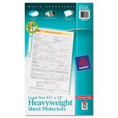 Top-Load Sheet Protector, 25/Pack