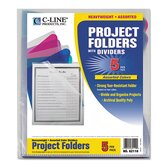 C-Line Products, Inc. Classification Folders