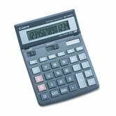 WS-1400H Compact Desktop Calculator, 14-Digit LCD
