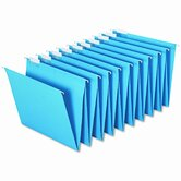 Globe-Weis Hanging Accordion Folders, Letter Size (2 Sets/Box)