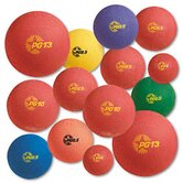 Playground Ball Set, Nylon ( Set of 12)