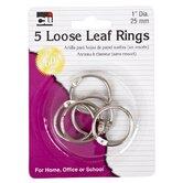 Charles Leonard Co. Loose-Leaf Book Rings