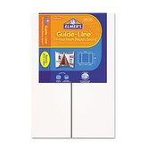 Guide-Line&reg; Foam Display Board in White