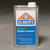 Rubber Cement Can 16oz.