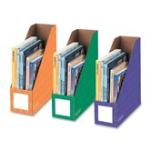 Bankers Box Magazine File Holder (Set of 3)