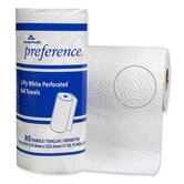 Preference Perf. Roll Paper Towels, 85 Sheets/Roll, 2-Ply, 8-13/16&quot;x11&quot;, 30/CT, WE