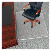 High Pile Beveled Edge Chair Mat