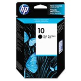 C4844A (HP10) Inkjet Cartridge, Black