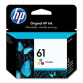 Ch562Wn (Hp61) Ink Cartridge, 165 Page-Yield