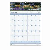 Earthscapes Gardens of the World Monthly Wall Calendar, 15-1/2 x 22, 2013
