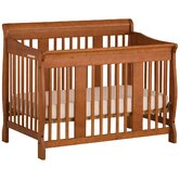 Tuscany 4 in 1 Convertible Crib in Oak