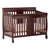 Calabria Fixed Side Convertible Crib