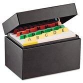 Steelmaster Index Card File Holds 300 3 X 5 Cards