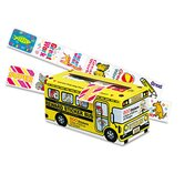 Big School Bus Reward Sticker, 800 Stickers Per Box