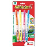 Pentel of America, Ltd. Highlighters