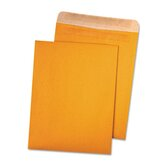 100% Recycled Kraft Redi-Seal Envelope, 100/Box