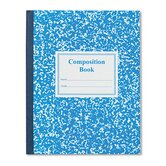 Grade School Ruled Composition Book, 9-3/4 x 7-3/4, WE/BE, 50 Pgs