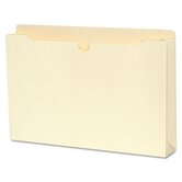 S&J PAPER Expandable File Folders