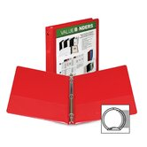Round Ring View Binder