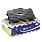 CLP510D2Y Laser Print Cartridge, Yellow