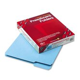 1/3 Cut Top Tab Recycled Folders, One Inch Expansion, 25/Box