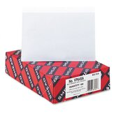 Self-Adhesive Poly Pockets, Top Load, 6-1/4 X 4-9/16, 100/Box
