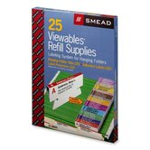 Smead Manufacturing Company File & Card Guides