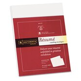 Resume Presentation Envelopes, 9 x 12, 25/Pack, White