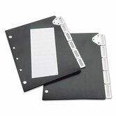 Index Divider Set for Catalog Rack