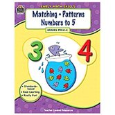 Early Math Skills Matching Patterns