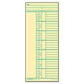 Tops Business Forms Time Clock Accessories