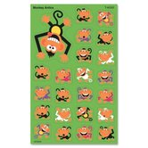 Monkey Antics SuperShapes Sticker
