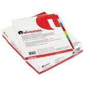 Universal® Index Dividers