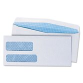 Double Window Business Envelope, #9, 500/Box