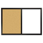 Combo Magnetic Dry Erase and Bulletin Board, 24 X 36