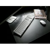 Desktex PVC Smooth Back Rectangular Desk Mats (Pack of 30)