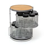 Lipper International Spice Jars & Racks