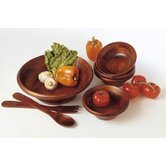 7 Piece Salad Bowl and 12&quot; Server Set