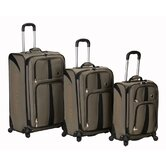 Eclipse 3 Piece Spinner Luggage Set