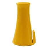 Dignity Bud Vase / Menu Holder in Yellow