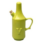 Dignity Vinegar Cruet in Green