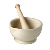 "Milton Brook 5.25"" Mortar and Pestle"