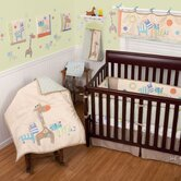 Animal Spots and Stripes Crib Bedding Collection