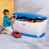 Juvenile Furniture Giant Toy Chest with Lid