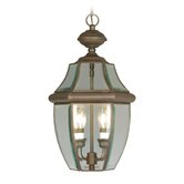 Monterey Outdoor Hanging Lantern in Bronze
